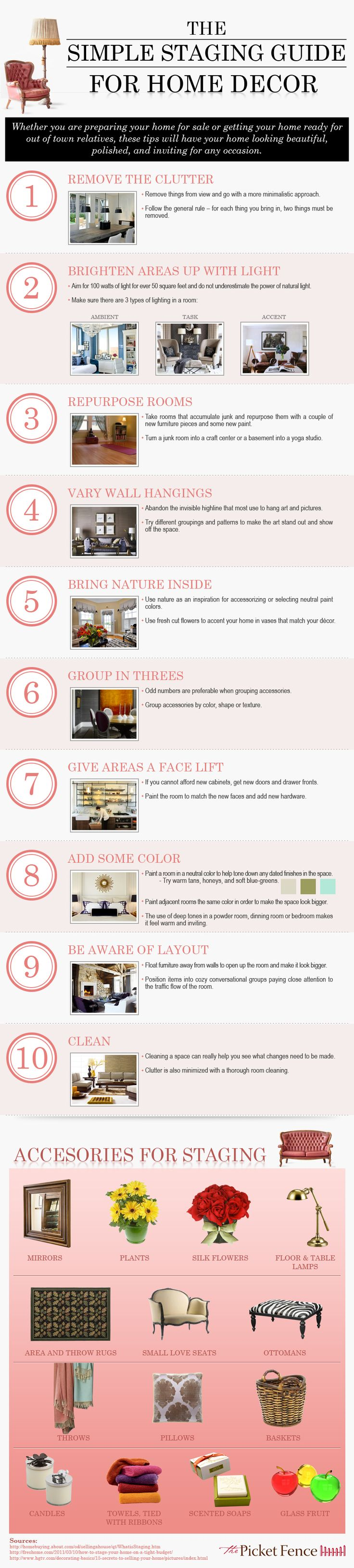 How To Stage Your Home In A Few Easy Steps Curb Appeal