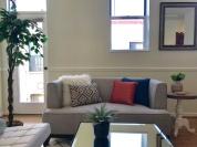 2611 Adams Mill Living Room